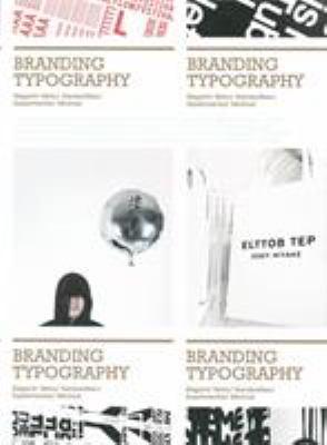 Branding Typography 9781584234968