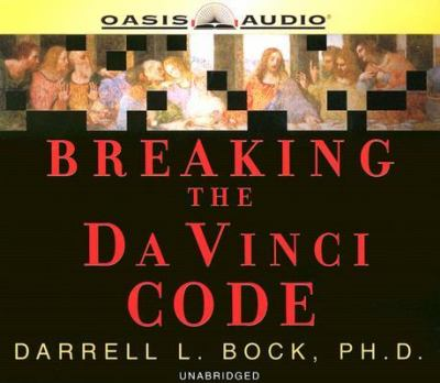 Breaking the Da Vinci Code 9781589266872