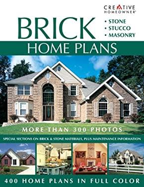 Brick Home Plans 9781580113021