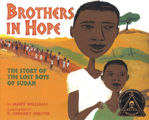 Brothers in Hope: The Story of the Lost Boys of Sudan 9781584302322