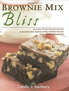 Brownie Mix Bliss 9781581824445