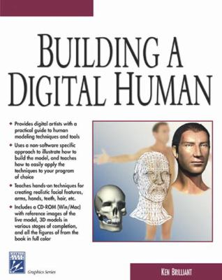 Building a Digital Human [With CDROM]