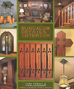 Bungalow Details: Interior 9781586853051