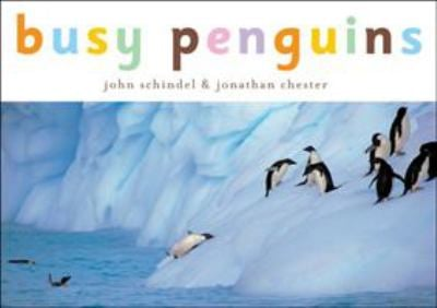 Penguins!: A Busy Animals Book 9781582460161
