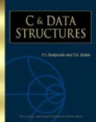 C & Data Structures [With CDROM] 9781584503385