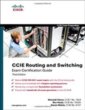 CCIE Routing and Switching Exam Certification Guide [With CDROM]