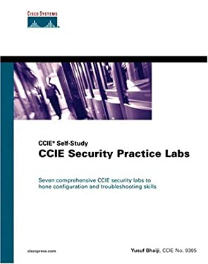 CCIE Security Practice Labs (CCIE Self-Study) 9781587051340