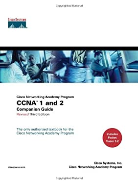 CCNA 1 and 2 Companion Guide [With CDROM] 9781587131509