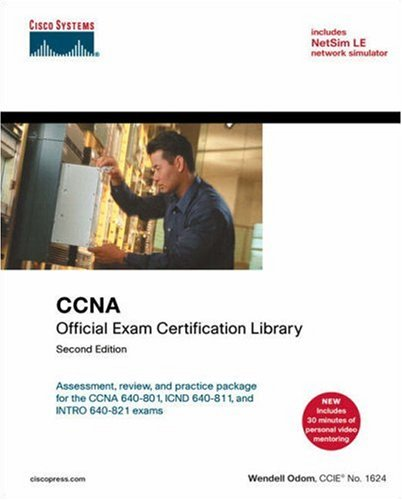 CCNA Official Exam Certification Library [With DVD] 9781587201691