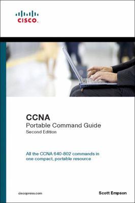 CCNA Portable Command Guide 9781587201936