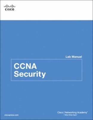CCNA Security Lab Manual 9781587132490