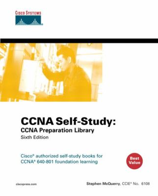 CCNA Self-Study: CCNA Preparation Library 9781587051845