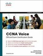CCNA Voice: Official Exam Certification Guide [With CDROM] 9781587202070