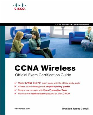 CCNA Wireless Official Exam Certification Guide [With CDROM] 9781587202117