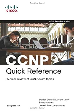 CCNP Quick Reference 9781587202360