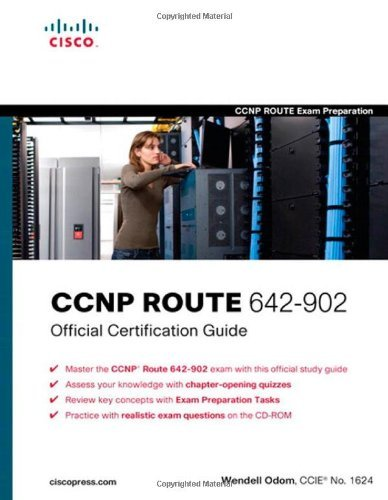 CCNP Route 642-902 Official Certification Guide [With CDROM] 9781587202537