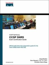 CCSP SNRS Exam Certification Guide [With CDROM]