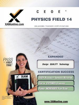Ceoe Osat Physics Field 14 Teacher Certification Test Prep Study Guide 9781581976632