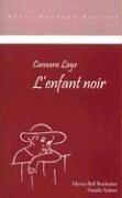 Camara Laye L'Enfant Noir 9781585101535
