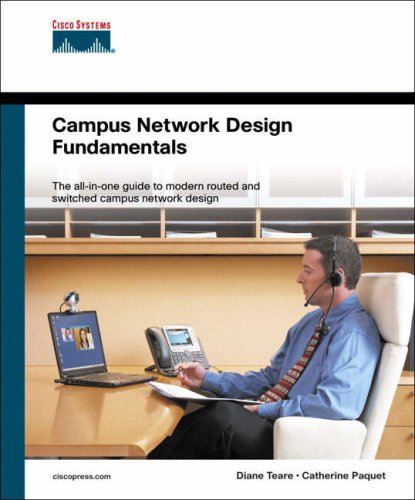 Campus Network Design Fundamentals 9781587052224