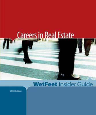 Careers in Real Estate 9781582075105