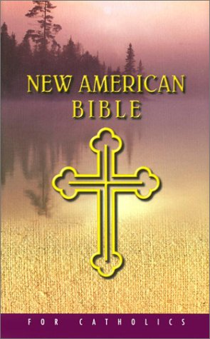 Catholic Bible-Nab 9781585166442