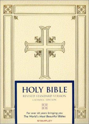 Catholic Family Bible-RSV-Deluxe 9781580870610