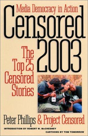 Censored 2003 9781583225158