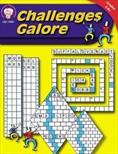 Challenges Galore, Grades 5 - 8+