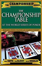 Championship Table: At the World Series of Poker 7139466