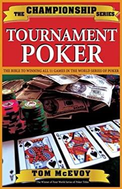 Championship Tournament Poker 9781580421232