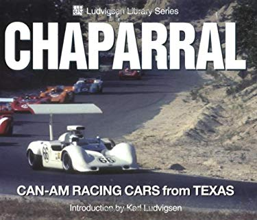 Chaparral Can-Am Racing Cars from Texas 9781583880661