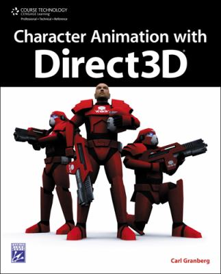 Character Animation with Direct3D [With CDROM] 9781584505709