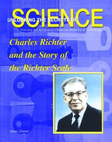 Charles Richter and the Story of the Richter Scale 9781584151753