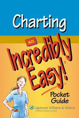Charting: An Incredibly Easy! Pocket Guide 9781582555386