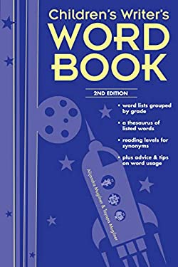 Children's Writer's Word Book 9781582974132