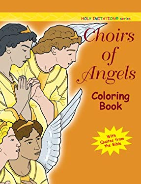 Choir of Angels Coloring Book 9781586175887
