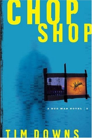 Chop Shop 9781582294018