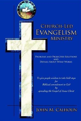Church-Led Evangelism Ministry 9781589301900