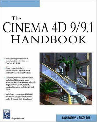 Cinema 4D 9/9.1 Handbook 9781584504023