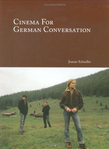 Cinema for German Conversation 9781585102808