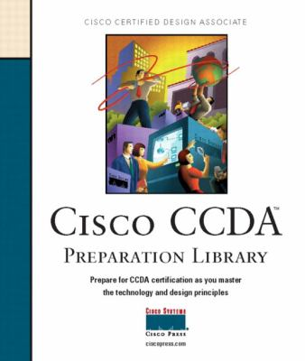 Cisco Ccda Preparation Library (in Slipcase, ) [With CDROM] 9781587050046