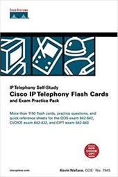 Cisco IP Telephony Flash Cards: IP Telephony Self-Study Guide [With CDROM] 7198936