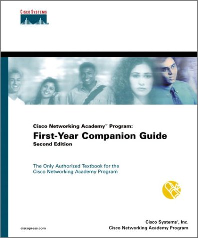 Cisco Networking Academy Program: First-Year Companion Guide [With CDROM] 9781587130250
