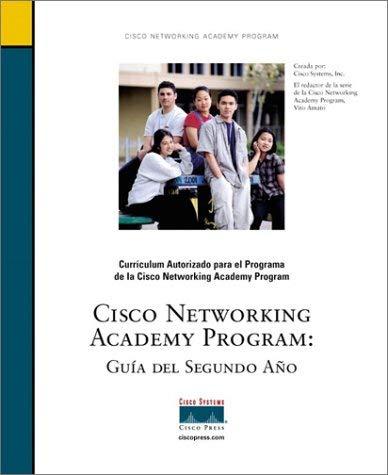 Cisco Networking Academy Program: Guia del Segundo Ano 9781587130021