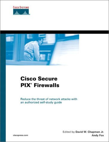 Cisco Secure Pix Firewalls 9781587050350