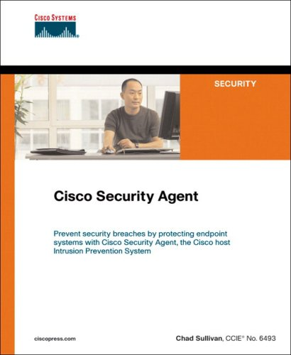 Cisco Security Agent 9781587052057