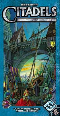 Citadels: A Game of Medieval Cities, Nobles, and Intrigue 9781589940307