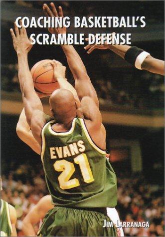 Coaching Basketbl Scramble Def - Larranaga, Jim