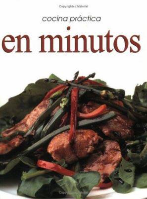 Cocina Practica en Minutos 9781582794853